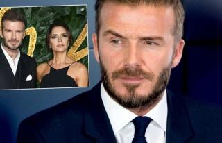 David Beckham'dan hayranlarını üzen haber!
