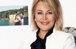 Demet Sabancı Çetindoğan'ın kızına yalıda çifte...