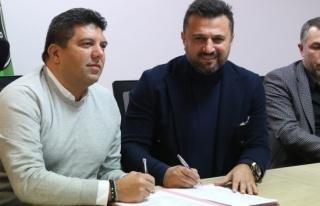 Denizlispor'da Bülent Uygun dönemi resmi olarak...