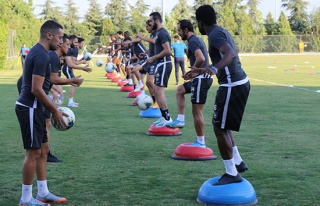Denizlispor, Kayserispor maçı hazırlıklarını...
