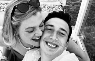 Derya Şensoy ile Celal Can Algül aşklarını ilan...
