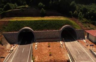 Dev tünelleri Cumhurbaşkanı Erdoğan açacak