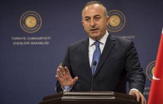Dışişleri Bakanı Çavuşoğlu Yurt Dışında...