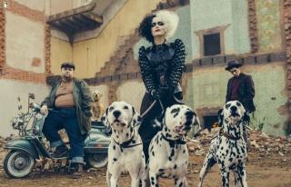 Disney'in Emma Stone'lu Cruella Filminden İlk Fragman...