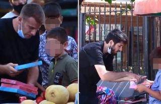 Diyarbakır'da Çocuklarla Yapılan 'Sosyal Deney'...