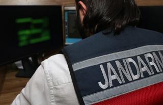 Diyarbakır'da Jandarmadan 'Siber' Operasyon; 354...