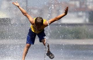 Doğu Anadolu'da sıcaklık mevsim normallerinin 2...
