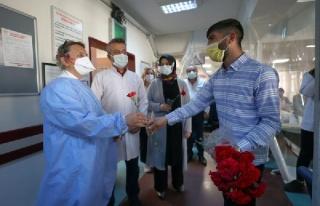Doktoru Tehdit Etmişti: Sağlık Çalışanlarından...