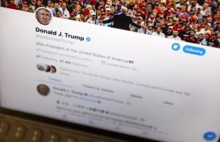 Donald Trump'a Twitter şoku