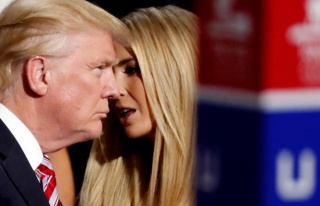 Donald Trump'ın kızı Ivanka'nın, yeni Başkan...