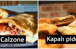 Dünya Mutfaklarındaki Yiyeceklerin Türk Mutfağındaki...