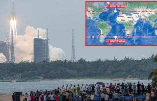 Dünya'ya düşecek dev roketle ilgili keyifleri kaçıracak...