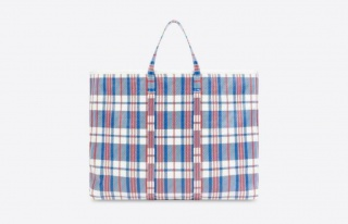 Dünyaca ünlü markanın satışa sunduğu çanta...