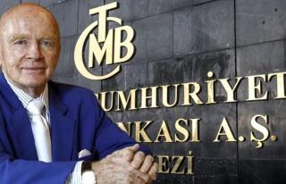 Dünyaca ünlü yatırımcı Mobius, Merkez Bankası'nın...