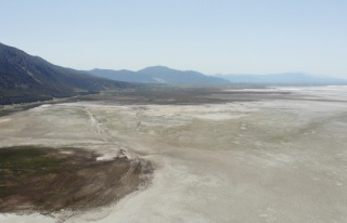Dünyanın 2. büyük doğal sodyum kaynağı 'Acıgöl'...