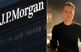Dünyanın En Değerli Bankalarından JP Morgan'da...