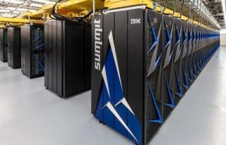 Dünyanın en hızlı bilgisayarından kritik corona...