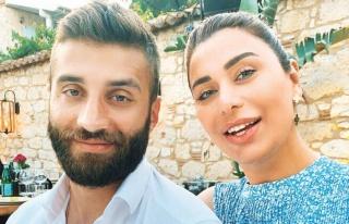 Ebru Şancı eşiyle çekildiği kareleri paylaştı:...