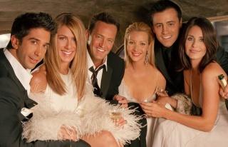 Efsane 'Friends' dizisi nihayet başlıyor