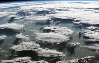 Ekvator'da ölçülen 'süper soğuk fırtına' eksi...
