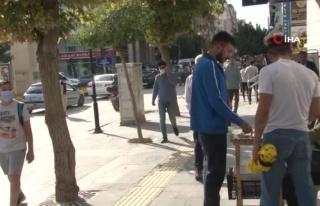 Elazığ'da aşı oranı yükseldi, vaka sayılarında...