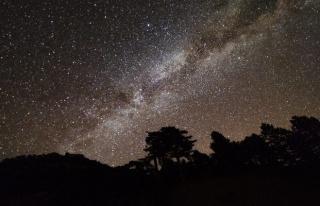 Elazığ ve Bingöl'den çekilen uzay ve astronomi...