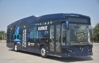 Elektrikli otobüsler Türkiye'de ilk kez Samsun'da:...