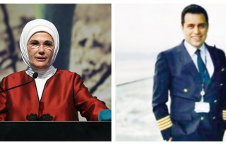 Emine Erdoğan'ın Yeğeni Türk Hava Yolları'nda...