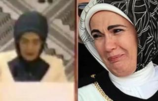 Emine Erdoğan, İstanbul Sözleşmesi Konuşmasında...