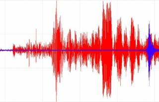 Endonezya'da korkutan deprem