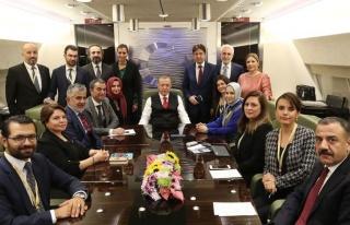 Erdoğan ABD Ziyareti Öncesi Açıkladı: 'Mektubu...