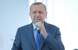 Erdoğan: 'Bize Sığınan Allah'ın Kullarını Katillerin...