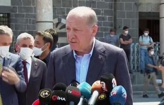 Erdoğan'dan Açıklama: Bayram Tatili Kaç Gün Olacak?