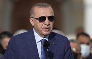 Erdoğan'dan Afganistan Mesajı: 'ABD'ye Bazı Şartlarımız...