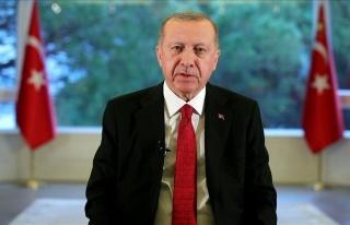 Erdoğan'dan Bayram Mesajı: 'Tüm Vatandaşlarımızı...