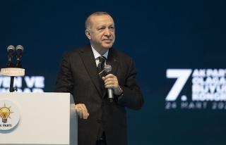 Erdoğan'dan Teşekkür Konuşması: '2023, Cumhur...