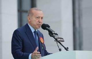 Erdoğan'dan Yeni Anayasa Açıklaması: 'Gelecek...