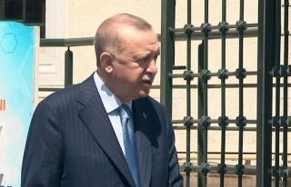 Erdoğan: 'Elimizde Yeteri Derecede Aşı Var'