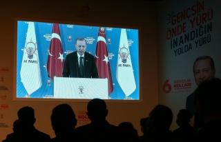 Erdoğan: 'Geldiğimizde Geniş Bant İnternet Neredeyse...