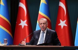 Erdoğan: 'Kabil Havalimanı'nın İşletilmesinde...