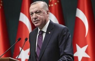 Erdoğan Kabine Toplantısı Sonrası Açıklamalarda...