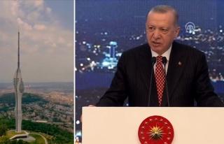 Erdoğan: 'Kanal İstanbul'un Temelini Haziran Sonu...