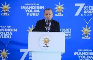Erdoğan: 'Minsk Üçlüsü Ermenistan'a Silah Desteği...