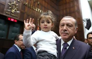 Erdoğan 'Nüfus Artışımız Düşüyor' Dedi ve...