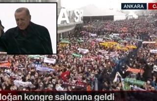 Erdoğan Partililere Seslendi: 'Kar Yağışının...