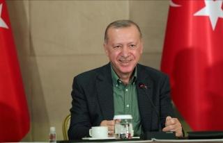 Erdoğan: 'Şimdi Yeni Moda Başladı, 30 Yaştan...
