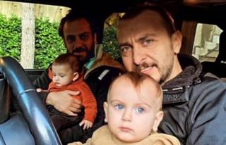 Erkan Kolçak Köstendil ve Ali Atay'dan çocuklu...