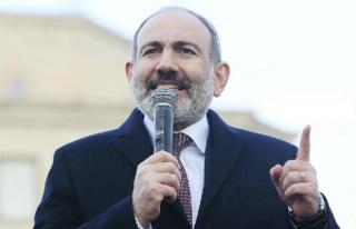 Ermenistan Başbakanı Paşinyan'dan İstifa Kararı