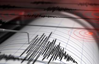 Ermenistan'da korkutan deprem