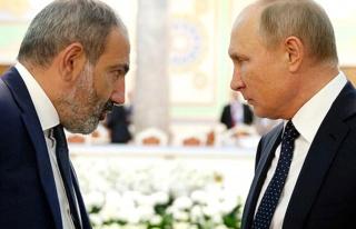 Ermenistan'dan Suriye'ye gönderilen silahlar Rusya'ya...